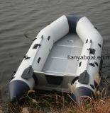 Liya 2-6.5m PVC Bateau de pêche à bon marché de la famille Hypalon Inflatable Boats