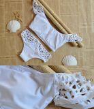 Мода нейлон спандекс сухой быстрый купальник бикини купальный костюм для женщин