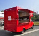 Foton 작은 이동할 수 있는 아이스크림 트럭은 3 톤 차량을 행상한다