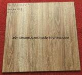 Azulejo rústico superficial de madera de la porcelana de la exportación caliente de China