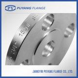 Bride de plaque normale d'acier inoxydable d'ASME F304L (PY0033)