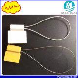 Les actifs de l'IDENTIFICATION RF NFC étiquettent l'Étiquette-NXP rouge Ntag213 de fil de joint d'actifs