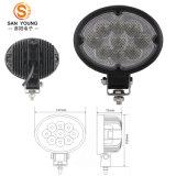 LED étanches IP67 des feux de conduite auto des feux de travail LED 10-30V Projecteur spot LED