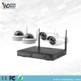 Kit di Wdm 4chs 1.0/1.3/2.0 Megapixels WiFi NVR