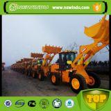 Gele Kleur 1.7cbm Lader van het Wiel van de Capaciteit Zl30g