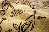 Tessuto affollato del sofà dal fornitore della Cina