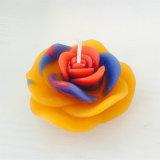 De Drijvende die Kaarsen van de Vorm van de Bloem van de Decoratie van de vakantie in China worden gemaakt
