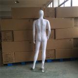 Manequim Masculino Skin-White Hotselling barato com base em pé