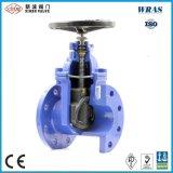 BS5163 연성이 있는 철 탄력있는 자리가 주어진 게이트 밸브