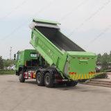 중국 공장에서 일 Sinotruk 채광 HOWO 6X4 420HP 팁 주는 사람 또는 덤프 트럭