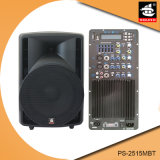 15 Spreker pS-2515mbt van de PA van de Echo van Bluetooth EQ van de FM van de duim 250W USB BR de Plastic Actieve