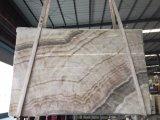 Деревянные Оникс мраморный полированный плитки&слоев REST&место на кухонном столе