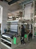상한 공장은 널리 이용되는 PE에 부는 밀어남 기계를 촬영한