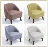 Butaca moderna del solo asiento de los muebles de la sala de estar de la fortuna