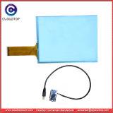 Écran tactile 10,4 Industriel fabricant fournit panneau tactile USB RS232 CT-C8124-10,4