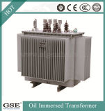 Trifásica Full-Sealed Oil-Immersed 33kv 2000kVA transformador de distribuição