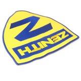 Carta personalizada Z Plancha en uniforme militar parches bordados