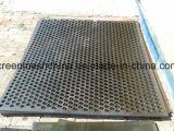 1-5mmの厚さのパンチ穴の網の穴があいた金属の網