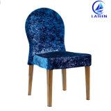 Прочный алюминиевый корпус деревянные рамы с нетерпением ресторан стул для продажи