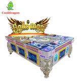 Máquina de jogo video dos peixes do prendedor da arcada do homem das esferas do console do jogo da pesca do entalhe do casino