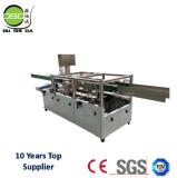 Halbautomatische heiße Schmelzkleber-Gewebe-Karton-Kasten-Dichtungs-Maschine