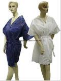 Kimono non tessuto a gettare dei pp per il salone e la STAZIONE TERMALE di bellezza