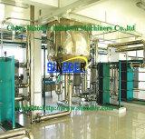 5t/D Installatie van de Raffinage van de Olie van de Raffinaderij van de Olie van de zonnebloem de Mini