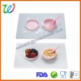 Erstklassige Baby-Kleinkind-Nahrungsmittelführende Silikon-Filterglocke mit Kappe