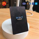 Cartão do PVC da impressão de Cr80 Cmyk