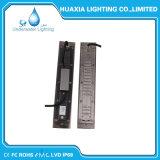 316 스테인리스 LED 선형 중단된 수중 빛