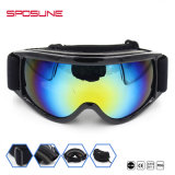 Guangzhou Fabricant verres de lunettes de soleil Lunettes de ski la formation de buée Goggle UV400