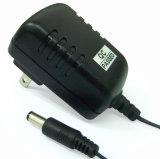 5V1a Adapter van de Levering van de Macht van de hoge Efficiency de Muur Opgezette met EU/USA Stop
