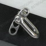 ステンレス鋼のブレスレットのための調節可能なParacordの手錠