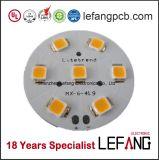 Placa do PWB do diodo emissor de luz Fr4 para o tráfego e fabricante da iluminação de rua