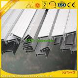 Fabrik anodisierte AluminiumSonnenkollektor-Rahmen-Strangpresßlinge