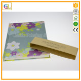 OEM多彩なペーパーの堅いカバー日記のノートの印刷