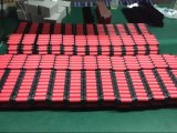 Batterie vers le bas montée électrique de Downtube de batterie de pouvoir de batterie Li-ion de batterie au lithium de batterie d'Ebike de batterie de bicyclette de pack batterie de lithium de Hailong 52V 14ah 14s4p