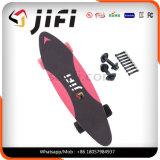 4 عجلة زاويّة مصغّرة كهربائيّة كهربائيّة لوح التزلج سمكة لوح مع [رموتر]