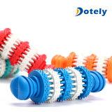 Spielzeug-Kugel für Hundezahn-Reinigungs-Kugel und Knochen für Hund und Welpen
