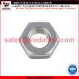 La norme DIN 936 l'écrou mince hexagonale en acier galvanisé