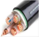 (BVV) 300/500V Cu PVC 절연제 칼집 둥근 절연제 힘 전화선