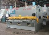 Placa de guilhotina hidráulica máquina de corte de Cisalhamento