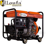 bewegliche 2kw 2kVA öffnen Typen Dieselgenerator mit Rädern