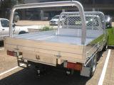 Erschwingliches hinteres Absinken-Seiten-Tellersegment-LKW-Aluminiumbett