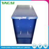 El reciclaje de papel doblado exposición piso de seguridad Soporte de pantalla para el sector minorista