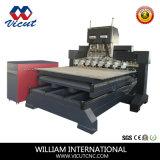 CNC máquina de grabado 3D para la máquina de carpintería