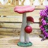 De kleurrijke MiniDecoratie van de Paddestoel van het Huis van de Tuin van de Fee