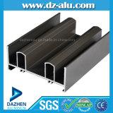 Perfil de aluminio de Iraq para la producción modificada para requisitos particulares puerta de la ventana