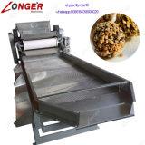 Миндалина фисташки грецкого ореха задавливая сортируя автомат для резки арахиса