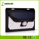 Для использования вне помещений водонепроницаемый датчик движения яркого солнечного света безопасности привели солнечного освещения